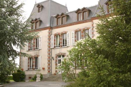 Château of Montmireil - Canisy - Linna