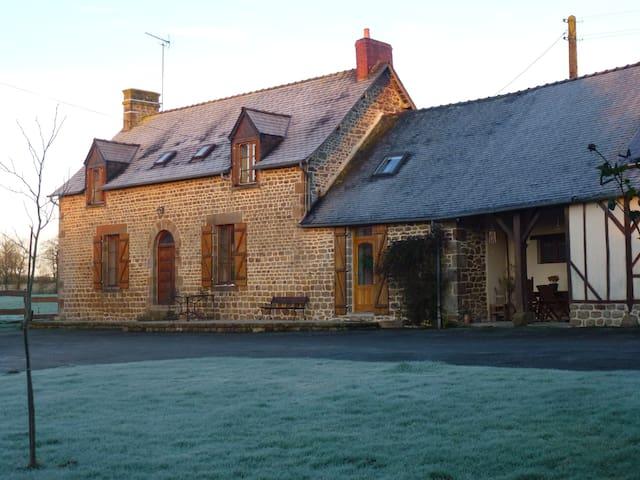 Maison à la campagne ( Mada )