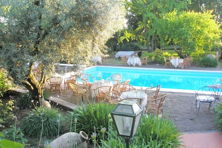 Luxury Villa near Rome - Huvila