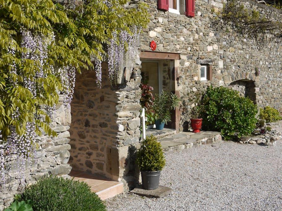 Maison d'hôtes le Mas des Fontaines
