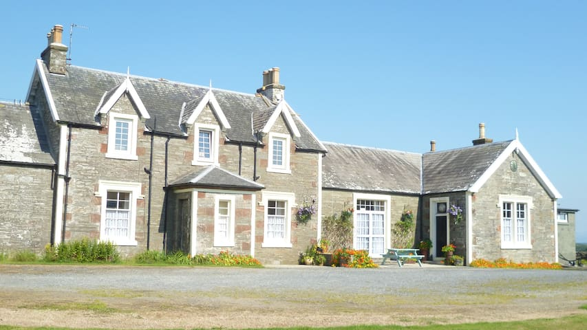 Castlewigg Lodge twin room - Newton Stewart - Bed & Breakfast