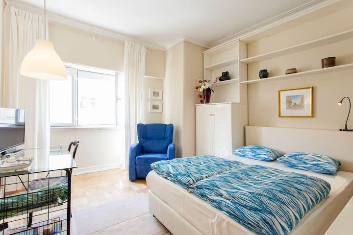 Sto Amaro Apt Wifi - Lisboa - Apartamento
