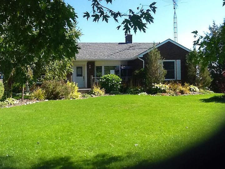 3 BD Farm House with beautiful view