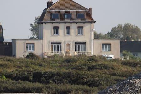 villa en bord de mer et vue sur mer - Cayeux-sur-Mer