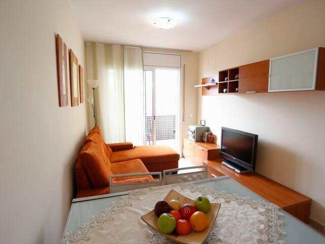 Bonito apartamento muy céntrico y nuevo