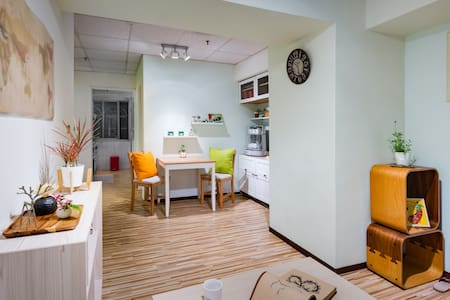 Comfy Apartment in Adorable Taichung!