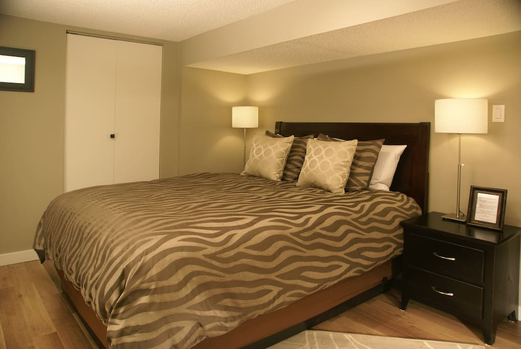 Kitsilano Suite Close To Beaches Flats For Rent In