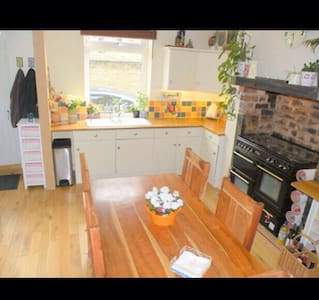 Leeds Yorkshire family house - Farsley - Σπίτι
