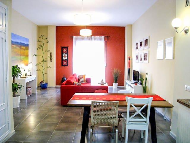 APARTMENT CENTRE MALAGA FLOR DE PITA - Málaga - Wohnung