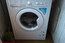 Possibility of laundry with a payment of 5 euros per wash