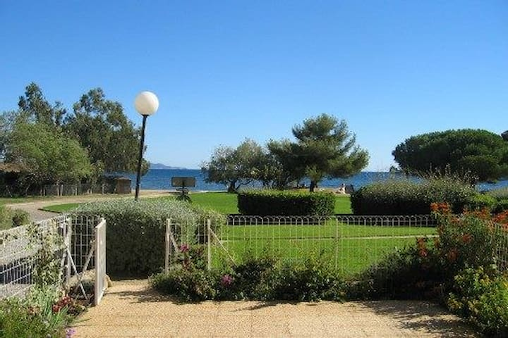 Rez de Jardin accès direct mer  - La Londe-les-Maures - Apartment