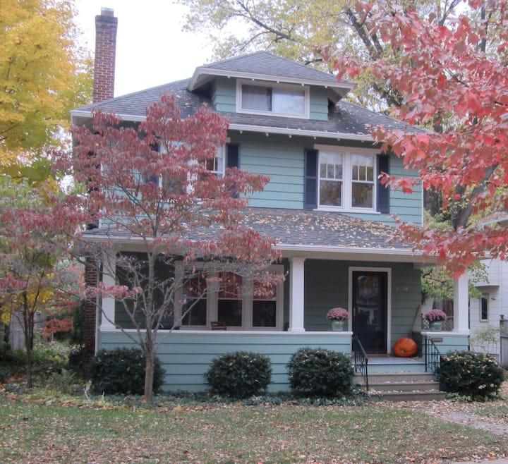 Classic Ann Arbor Home near Stadium
