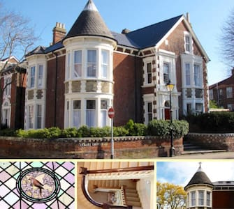 Victorian Villa in Central Southsea - Southsea - House