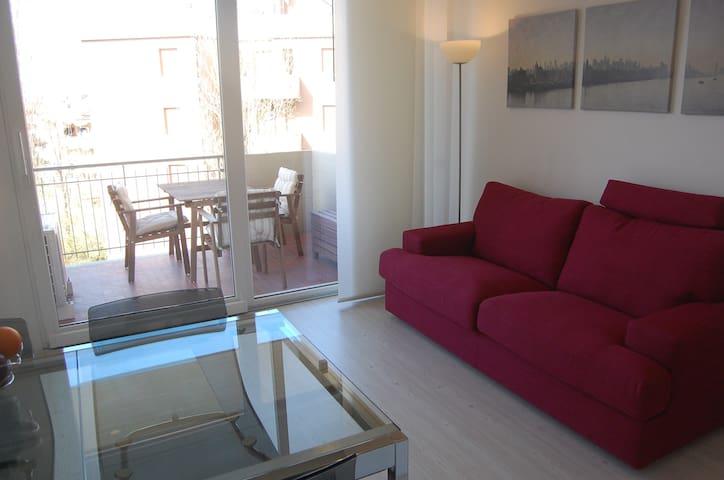 Elegante  e luminoso trilocale - Lido Adriano - Apartment