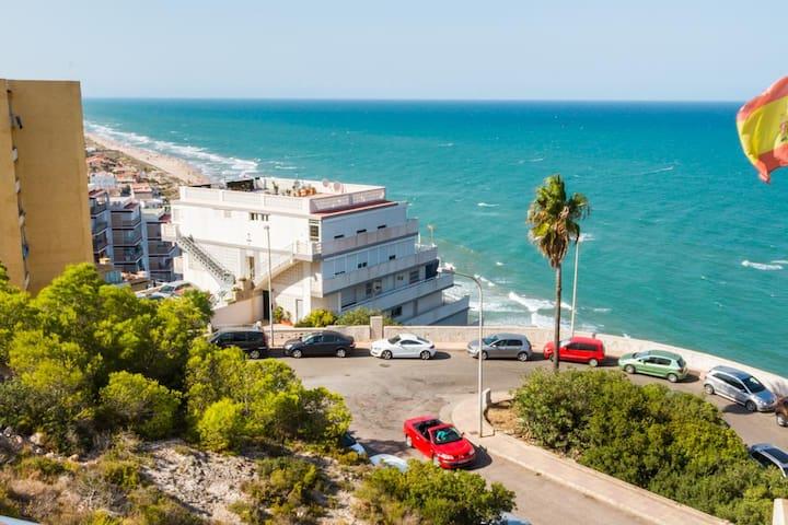 Apartamento, 3 dormitorios, vistas a mar y monte