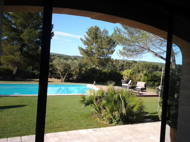 un coin de paradis en provence - Peynier - Βίλα