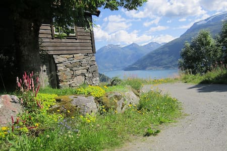 Lovely farmhouse from 1865 - Stryn