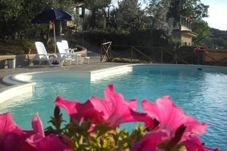 PODERE VAL DI GALLO CHIANTI SIENA  - Gavignano - Apartamento
