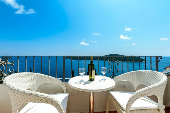 Vila Viktoria B Old town & sea view - Dubrovnik - Apartment