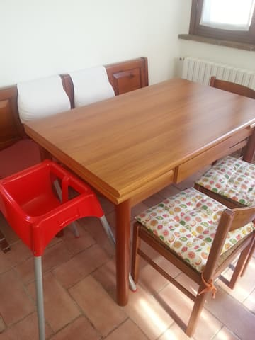 Possibility of highchair
