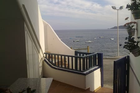 casita azul - La Isleta