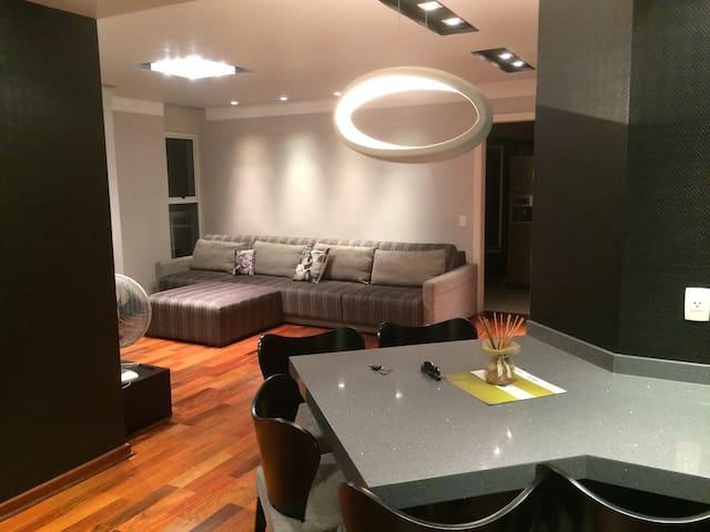 Apartamento TOP 120m² com Piscina - São Caetano do Sul - Apartment