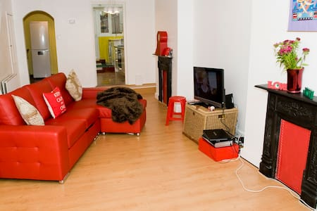 Quiet & comfy room near central London with wifi - Λονδίνο