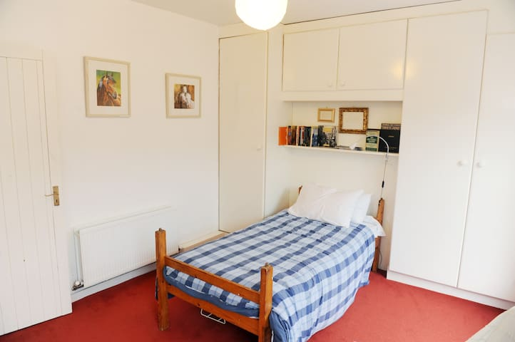 Single room at Blessington Basin - Dublín - Casa
