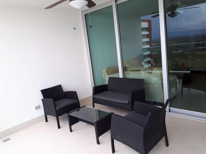 Exclusivo apartamento de playa en Bahía.