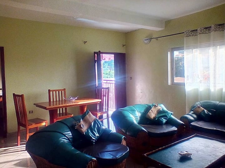 Exclusives Appartement im Zentrum von Bafoussam