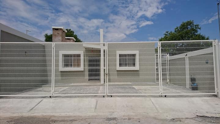 Su casa en Bustamante