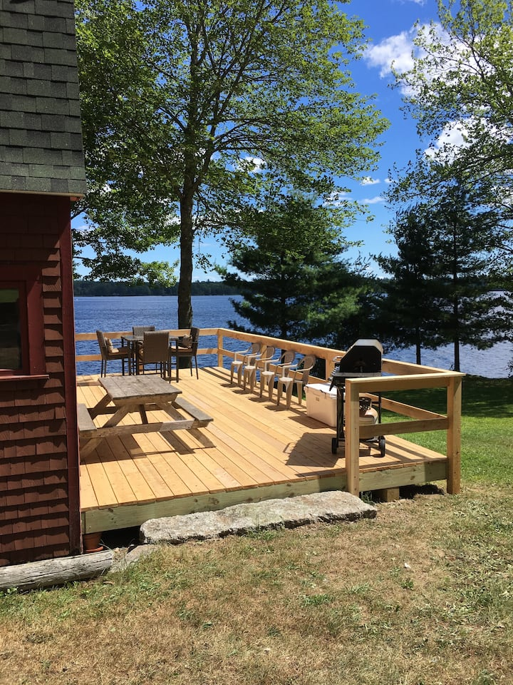 Toddy Pond Rental, close to Acadia & Penobscot Bay