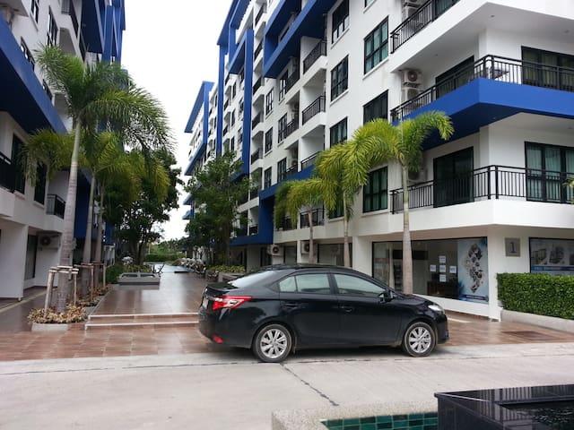 The Blue Residence Condominium
