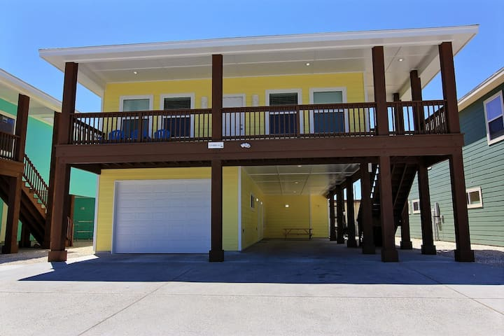 SUNFLOWER CONDO / APT   (PA# 525588) - Port Aransas - Apartment