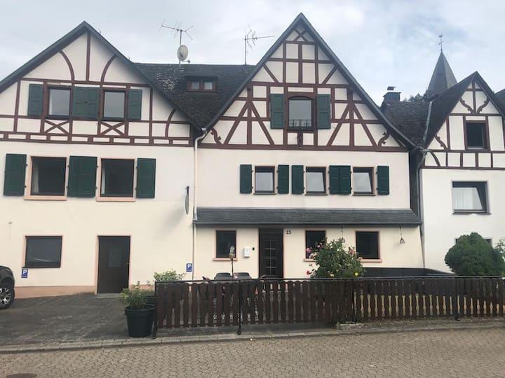 Vakantiehuis Burgen aan de Moezel
