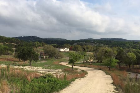 10+ Acres - TX Hill Country Rental - Dripping Springs