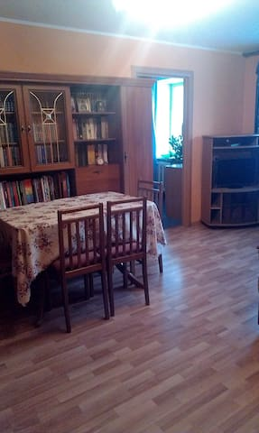 Уютная 3-комнатная квартира в центре города