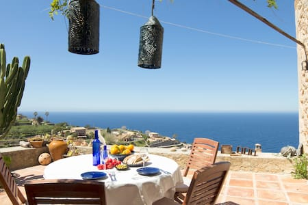 Majorca home with amazing view  - Banyalbufar