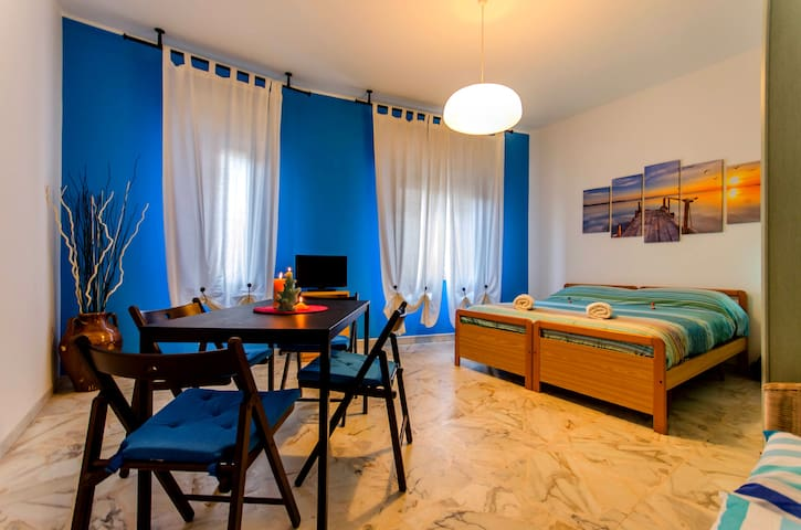 Naxos Sea Holiday Apartments - Sicily estern coast - Giardini-Naxos  - Leilighet