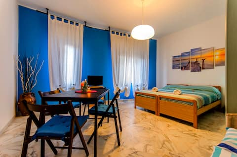 Naxos Sea Holiday Apartments - Sicily estern coast