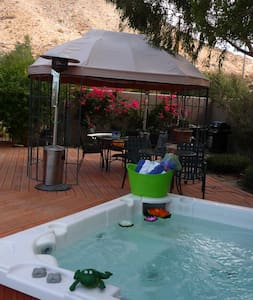 Desert oasis with spa - B.Y.O.H.  - Morongo Valley