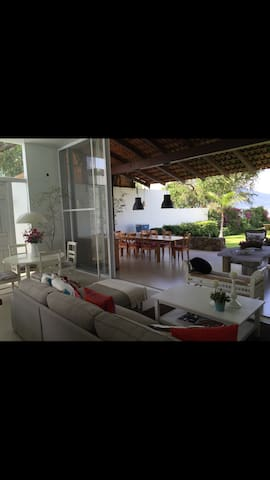Hermosa Casa Frente al Lago Chapala - San juan cosala