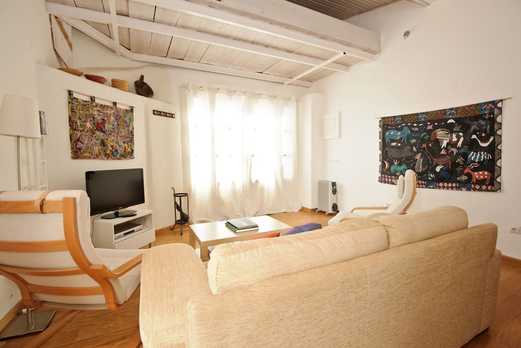Sunny flat in Old Town Sintra