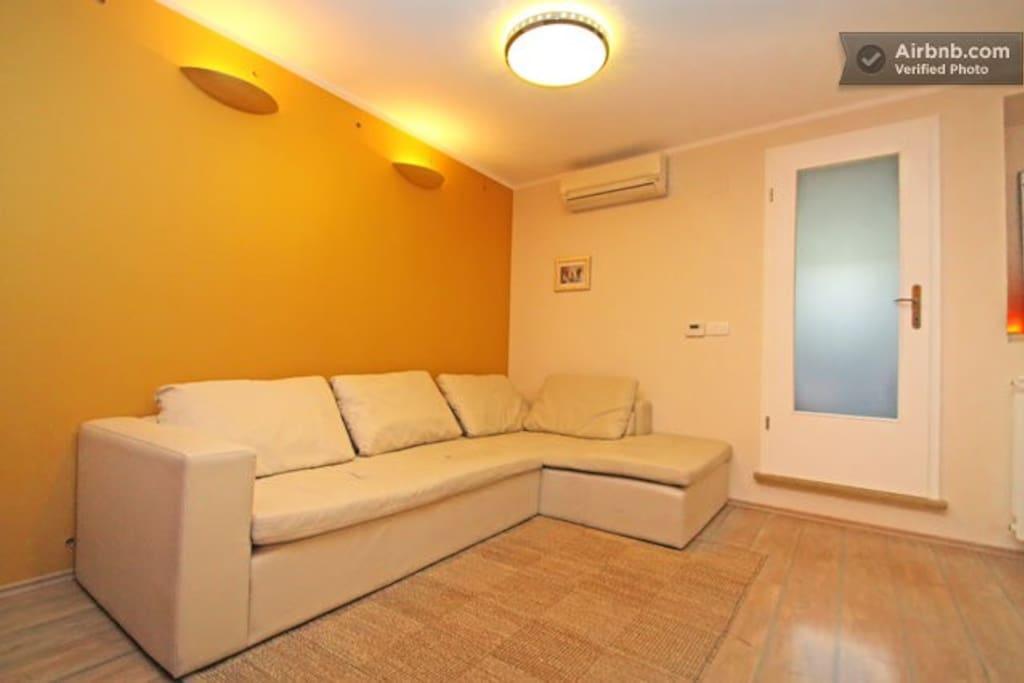 Private room in the sunny Koper