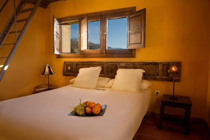 Habitación Familiar Cuadruple, Hotel La Data