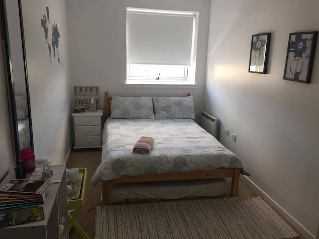 Cozy Large Double Room in the Heart of Galway