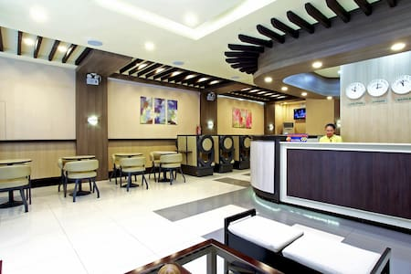 Budget accomodation at hotel 99 - Manila - Inny