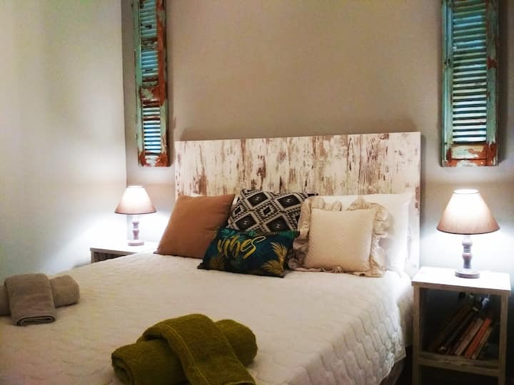 Nicol's Apartment