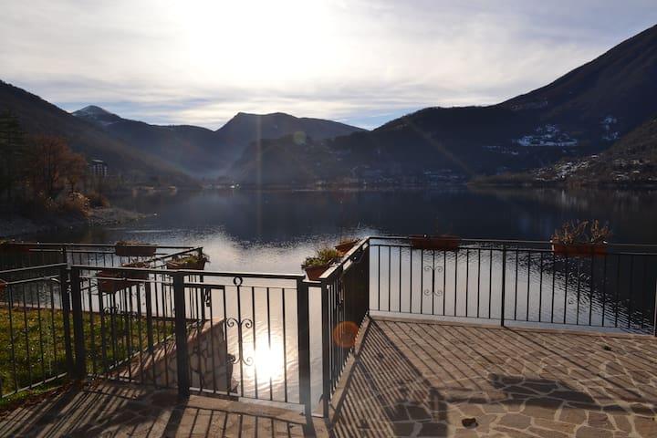 Villa sul Lago di Scanno