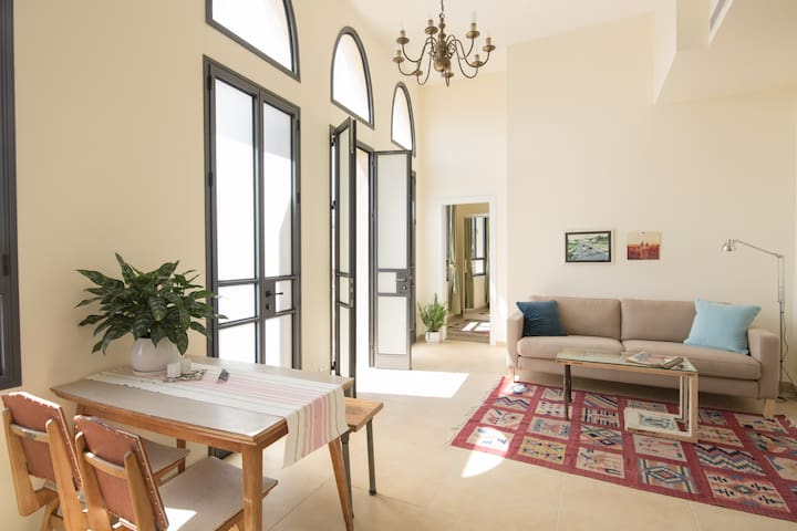 Designed penthouse in Jaffa